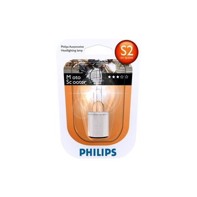 PHILIPS Typ S2 12V 35/35W